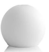 Diffusore ultrasuoni vetro aura sferica purae – Marca: Hp Italia